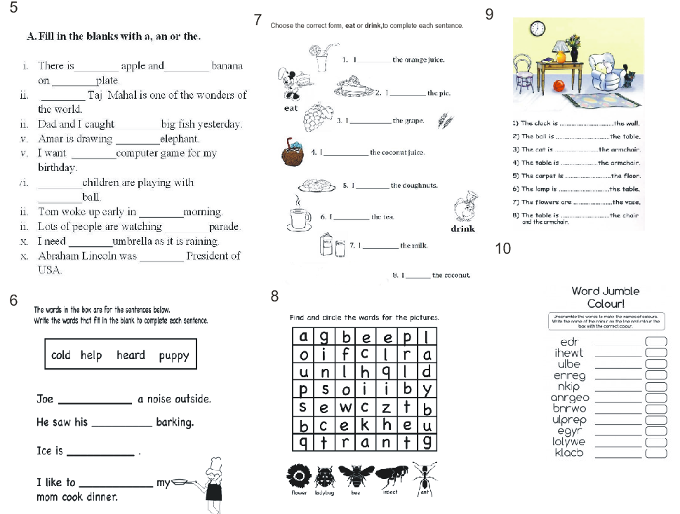 Homework For Starters 2 Oxbridge College